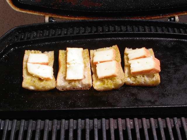 Recettes de tartines de la cuisine de mathilde for La cuisine a la plancha