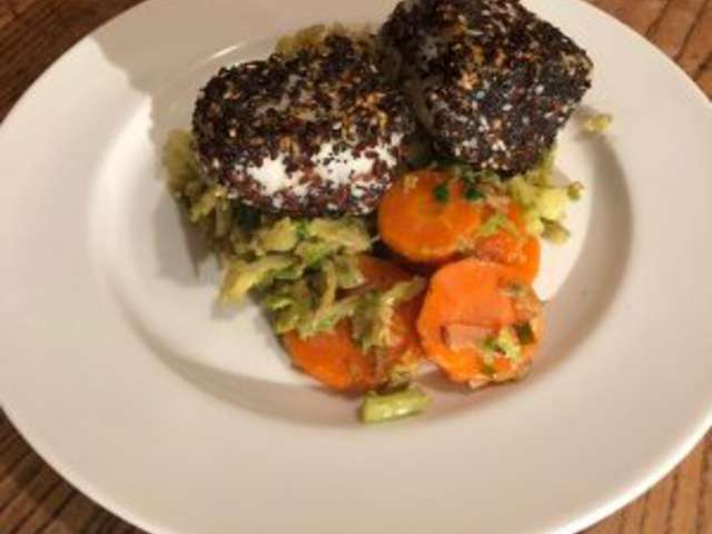 Recettes de merlan et carottes for La cuisine ou tramontina