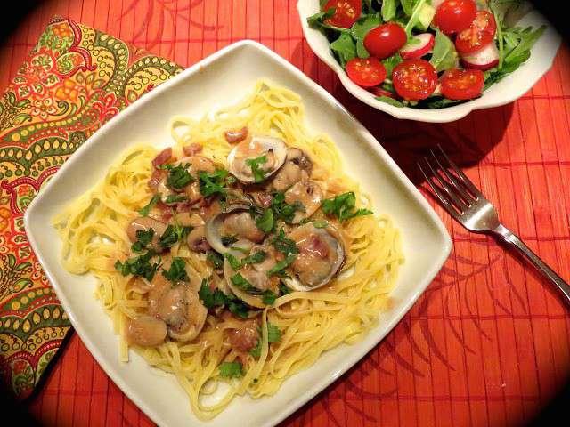 Recettes de palourdes for Cuisiner des palourdes