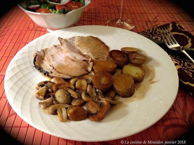Recettes de longe de porc - Cuisiner rognons de porc ...