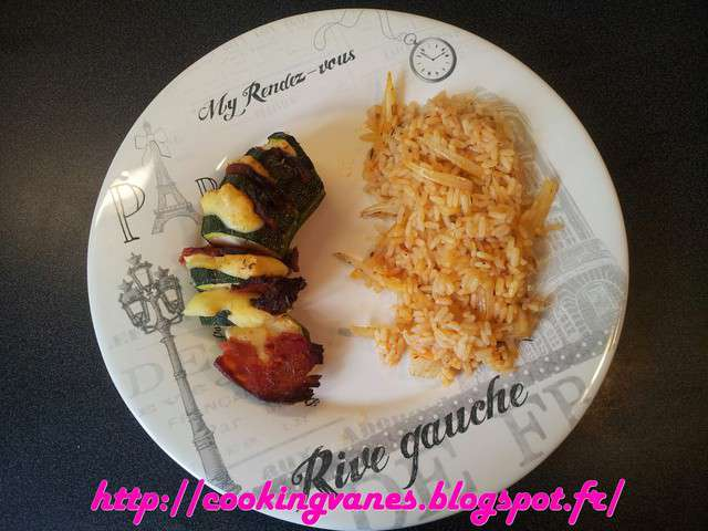 Recettes de courgettes de la cuisine de mimi - Blog mimi cuisine ...
