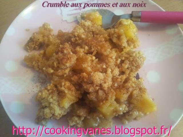 Recettes de crumble aux pommes de la cuisine de mimi - Blog mimi cuisine ...
