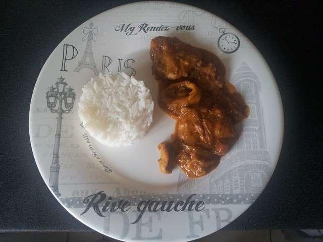 Recettes de la cuisine de mimi 17 - Lotte a l armoricaine recette cuisine ...