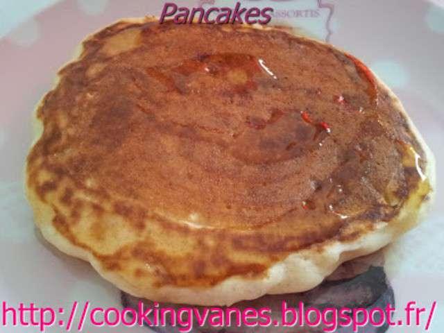 recettes de pancakes de la cuisine de mimi