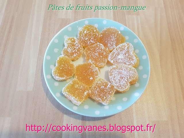 recettes de mangue de la cuisine de mimi
