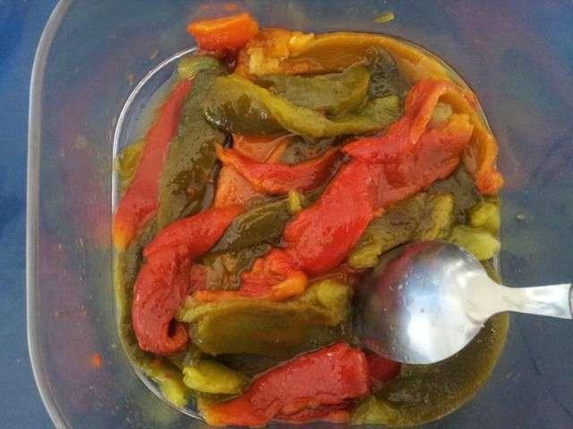 recettes de huile d olive et poivrons 11