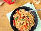 Recette bio : Curry végétarien quinoa et lentilles, à la patate douce  Blog