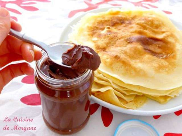 Recettes de p te tartiner de la cuisine de morgane for La cuisine de morgane