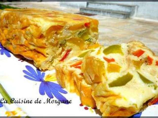 Recettes de poivrons de la cuisine de morgane for La cuisine de morgane