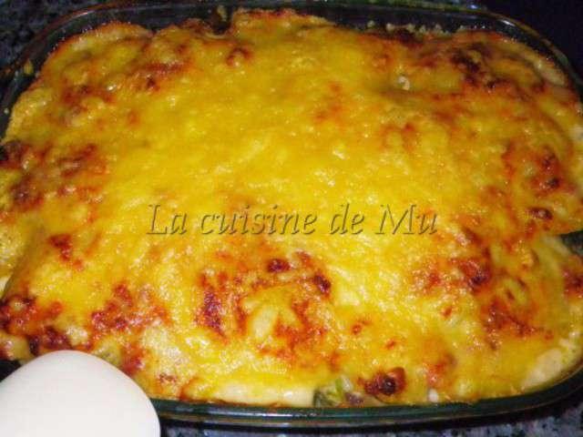 Recettes de gratins de la cuisine de mu - Choux de bruxelles recette gratin ...