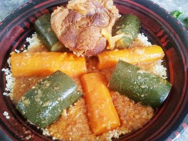 recettes de couscous de la cuisine de myriam
