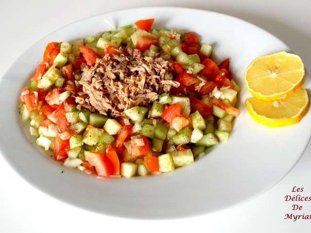 Les meilleures recettes de salade tunisienne - Blog de cuisine tunisienne ...