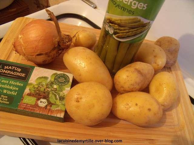 Recettes de pomme de terre de la cuisine de myrtille - Cuisine de pomme de terre ...