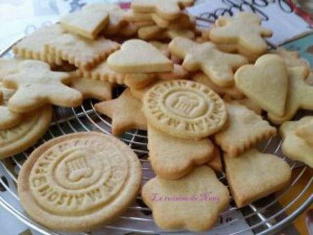 Recettes de sabl s de la cuisine de nany - Cuisine des sables voiron ...