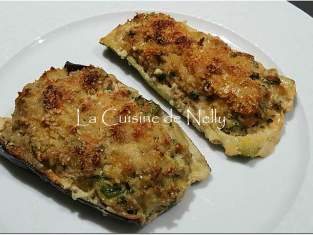recettes de courgettes farcies et aubergines. Black Bedroom Furniture Sets. Home Design Ideas