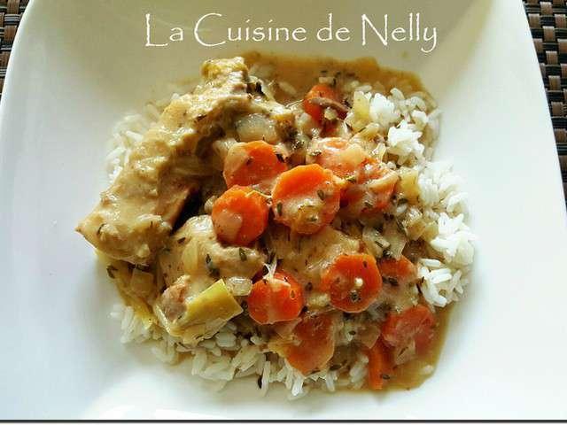 Recettes de blanquette de veau et cuisine facile - Blog cuisine rapide et facile ...