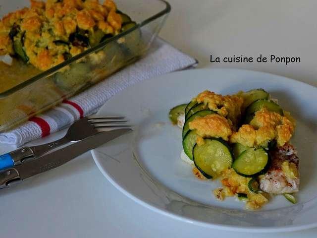 Recettes de cabillaud et courgettes - Blog cuisine rapide et facile ...