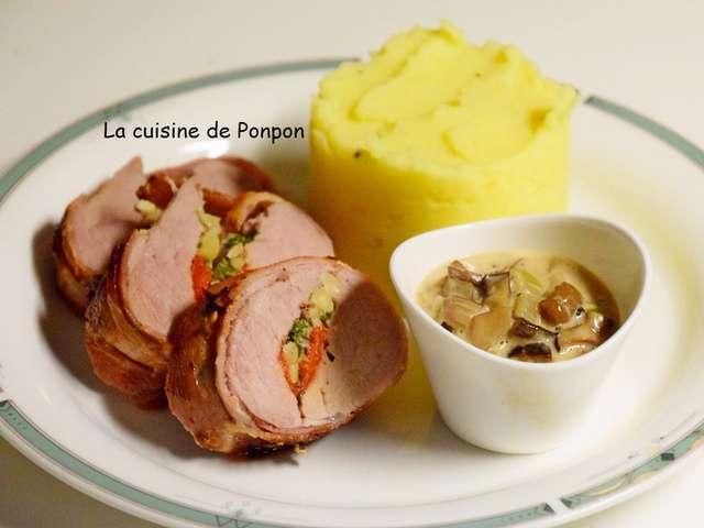 Recettes de farcis de la cuisine de ponpon rapide et facile - Blog cuisine rapide et facile ...