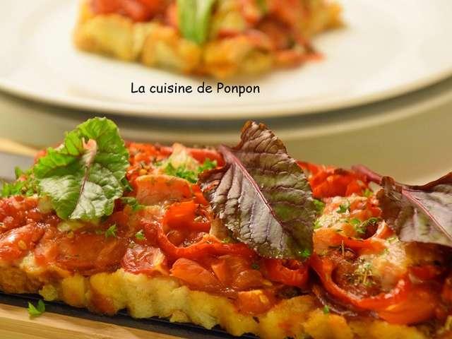 Recettes de pizza 18 - Blog cuisine rapide et facile ...