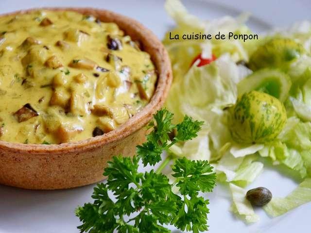 Recettes de quiches et chorizo - Blog cuisine rapide et facile ...