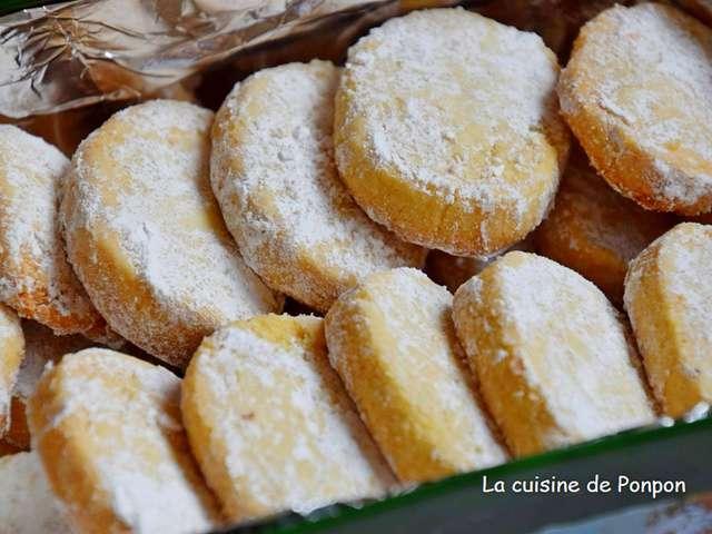 Recettes de sabl s et vanille - Blog cuisine rapide et facile ...
