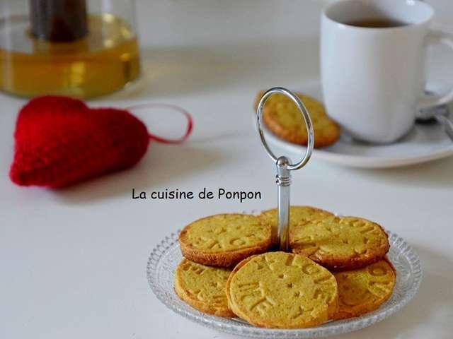 Recettes de sabl s et pistache - Blog cuisine rapide et facile ...