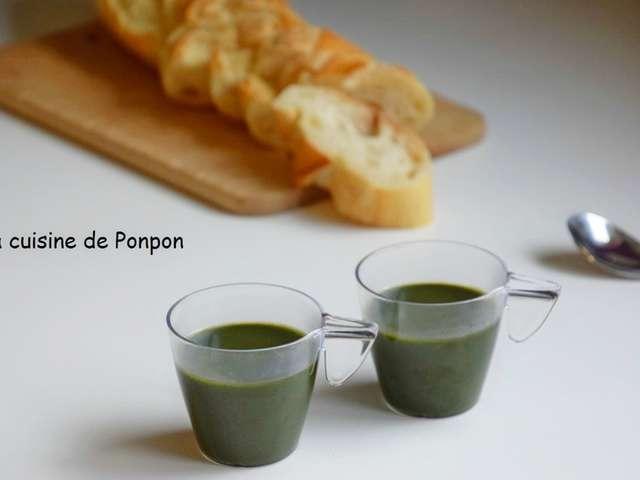 Recettes de soupe aux orties - Blog cuisine rapide et facile ...