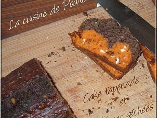 Meilleures Recettes Cakes Tapenade