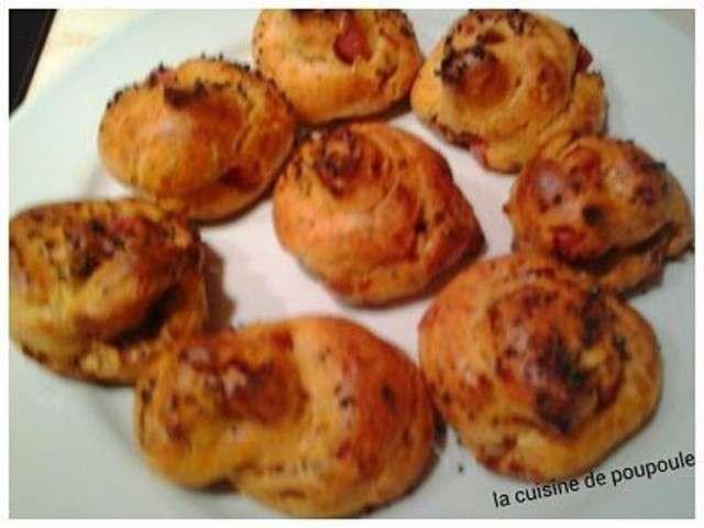 Recettes de chouquettes et fromage for La cuisine ou tramontina