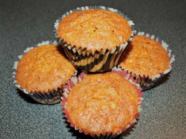Veritable Carrot Cake