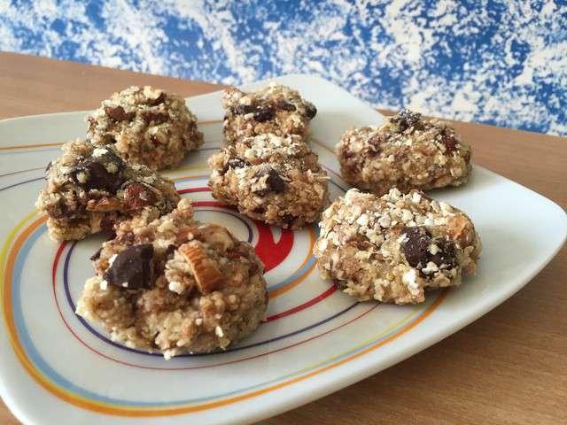 Recettes de biscuits et amande 5 for Atelier cuisine sans cuisson