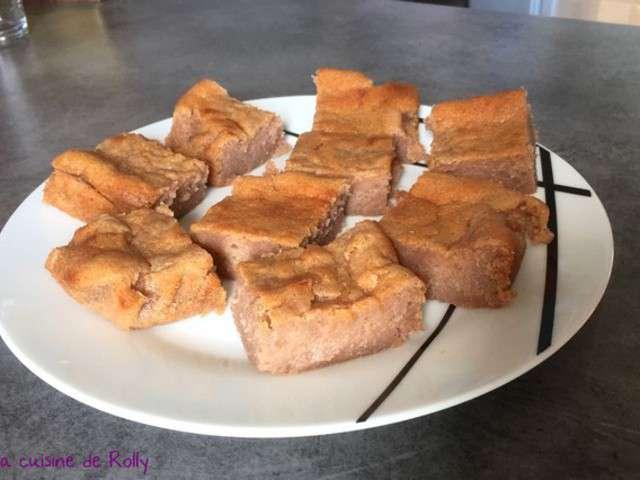 Recettes de cr me de marrons de la cuisine de rolly - La cuisine de bernard fondant ...