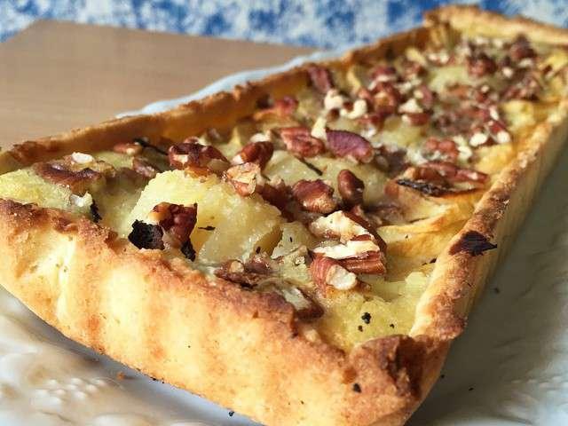 Recettes de tarte aux pommes et noix - Blog de recettes de cuisine ...