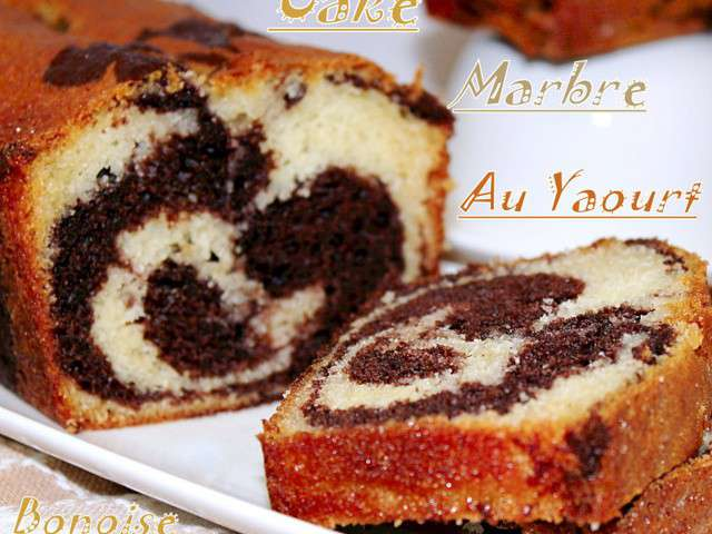 Cake Yaourt Et Chocolat Noir