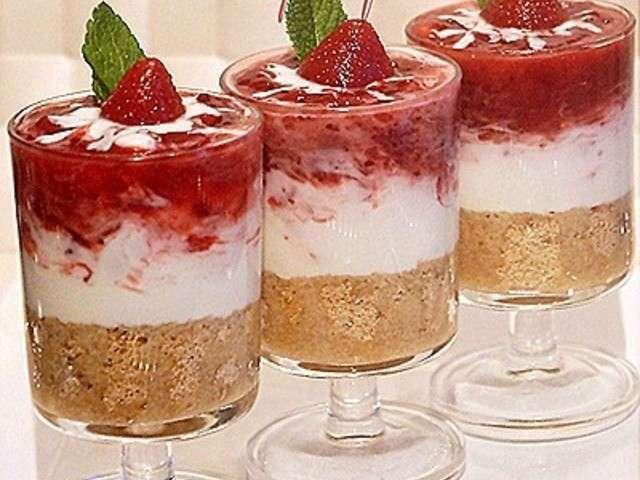 Les meilleures recettes de biscuits et verrines for Art de cuisine de sihem