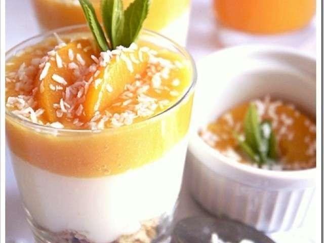 Recettes de verrines de art de cuisine de sihem for Amour de cuisine de sihem
