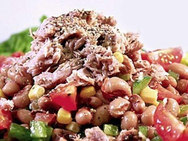 Recettes de salade libanaise de art de cuisine de sihem for Art de cuisine de sihem