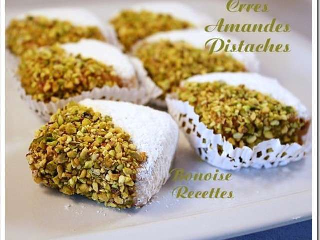 Les meilleures recettes de g teaux alg riens et pistache for Art de cuisine de sihem