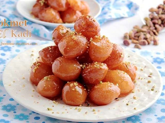 Les meilleures recettes de g teau oriental for Art de cuisine de sihem