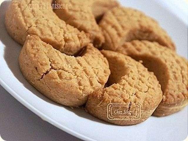 Les meilleures recettes de ghribia et pois chiche for Art de cuisine de sihem