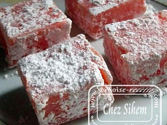 Recettes d 39 eau de art de cuisine de sihem for Amour de cuisine de sihem