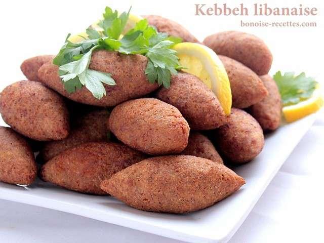 Les meilleures recettes de kebbe - Cuisine libanaise recette ...