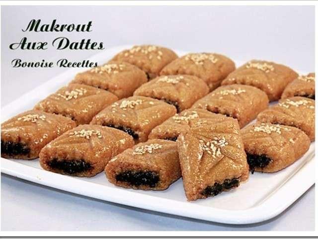 Recettes de dattes de art de cuisine de sihem for Art de cuisine de sihem
