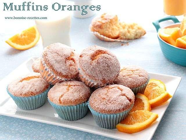 Recettes d 39 orange et muffins 9 for Amour de cuisine de sihem