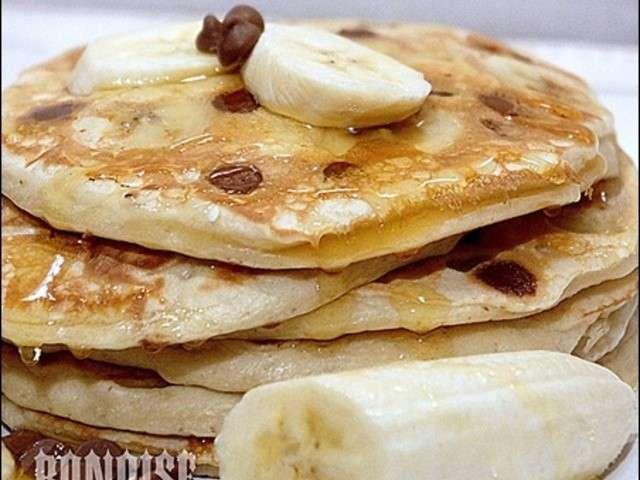 Recettes de pancakes de art de cuisine de sihem for Art de cuisine de sihem