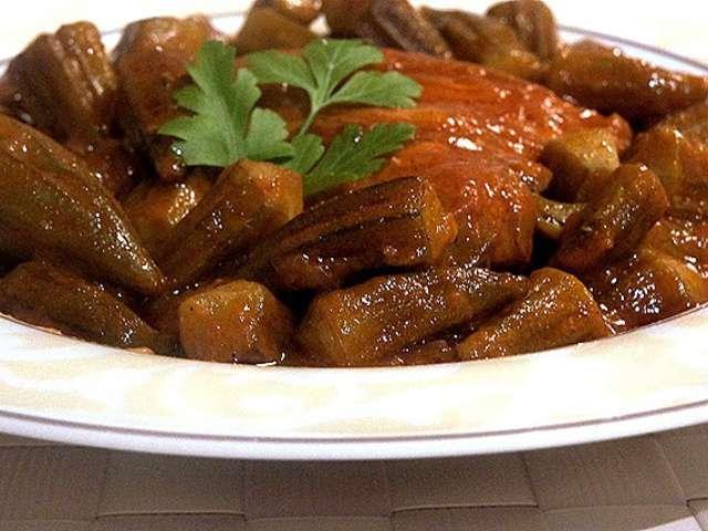 Recettes de gombos de art de cuisine de sihem - Arte cuisine des terroirs recettes ...
