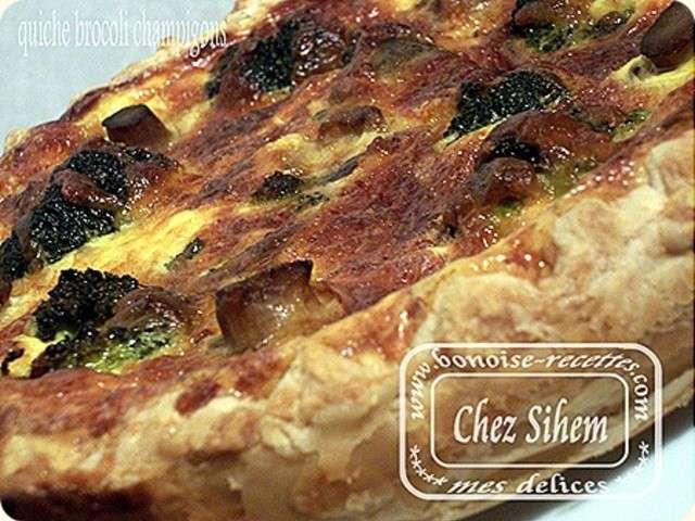 Recettes de brocolis de art de cuisine de sihem for Art de cuisine de sihem