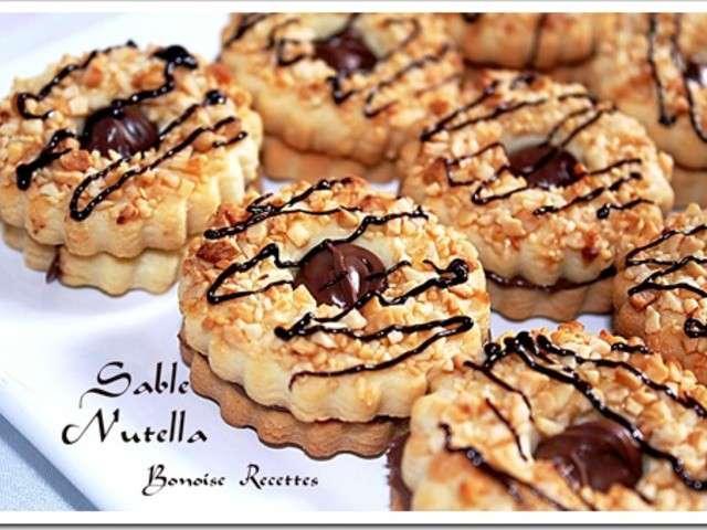 Les meilleures recettes de nutella de art de cuisine de sihem for Amour de cuisine de sihem