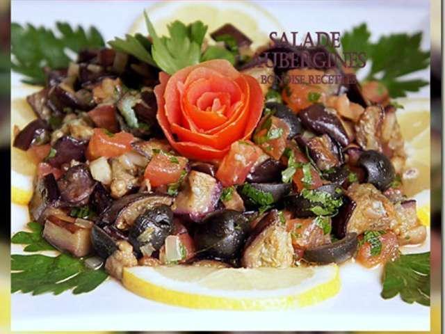 Recettes d 39 aubergines de art de cuisine de sihem 2 for Amour de cuisine de sihem