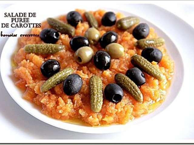 Recettes de salade tunisienne 2 for Amour de cuisine de sihem